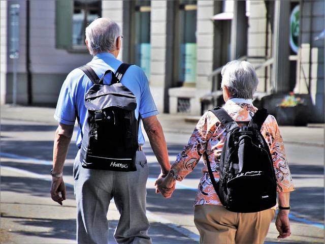 La perte du goût des personnes âgées